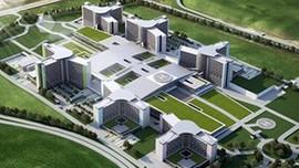 Bilkent Entegre Şehir Hastanesi Ağustos 2016'da açılacak!