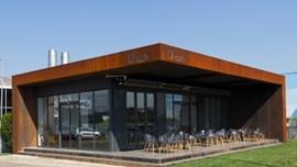 MuuM'un son tasarımı D Cafe!