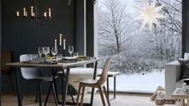 İşte en güzel kış dekorasyonları