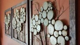 Dekorasyonda organik esintisi
