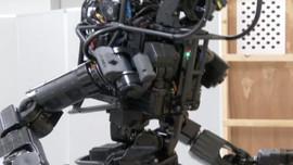 Japonlar inşaat robotu üretti
