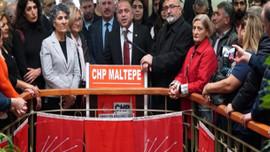 CHP'den Maltepe Belediye Başkan Aday Adaylığını Açıklayan Ercan Köymen Partililerle Buluştu