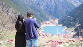 Karadeniz'e Arap turist akını yaşanıyor