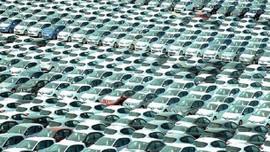 Otomobil pazarı yüzde 53 daraldı