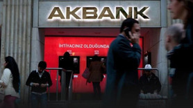 4 şube kapattı ancak Akbank'ın karı yine düştü