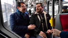 Ekrem İmamoğlu'ndan ikinci metrobüs projesi