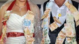 Vatandaş düğünlerde artık altın takmıyor!