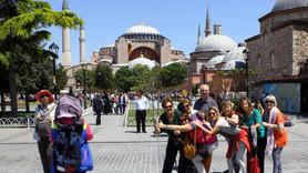 İstanbul'a 2018'de gelen turist sayısı açıklandı