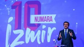 Zeybekci '10 Numara İzmir' projelerini tanıttı