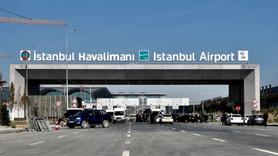 Yeni Havalimanı'na 2.7 milyar TL'lik raylı sistem