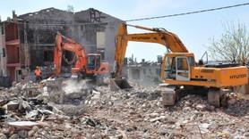 İzmir'deki kentsel dönüşüme CHP çıkarması