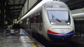 Yüksek hızlı trenin duraklarında değişiklik!