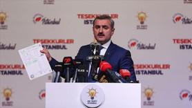 AK Parti'den yeni seçim usulsüzlüğü açıklaması