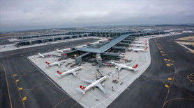 Yeni Havalimanı'na nisanda 4 milyon yolcu!