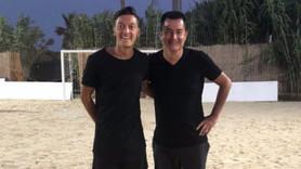 Acun ve Mesut Özil yan yana iki villa yaptırdı