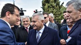 AK Parti ve CHP'li yetkililer ortak yayını görüştü