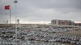 Otomotiv üretimi geçen yıla göre yüzde 13 azaldı