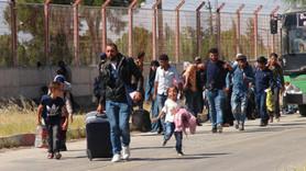 Bayram bitti, Suriyeliler geri dönüyor