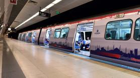 Ümraniye-Göztepe metrosu yeniden başladı!