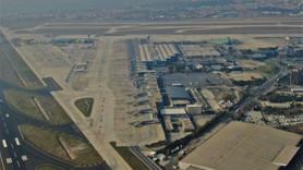 Atatürk Havalimanı'nda yıkım işleri başladı!