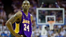 NBA'in efsane ismi Kobe Braynt hayatını kaybetti