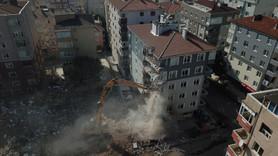 Yıkılacak binalar imar affıyla yasal hale geldi