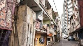 Dönüşüm için boşaltılan evler kiralığa çıktı