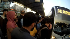 İstanbul'da 3,5 liralık zamlı ulaşım başladı