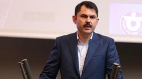 Murat Kurum'dan Kanal İstanbul iddialarına yanıt