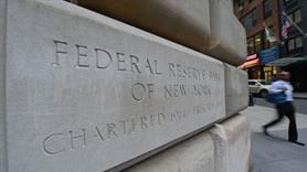 Fed faiz oranını sabit tuttuğunu açıkladı
