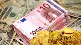 Dolar, euro ve altın zirveye demir attı!