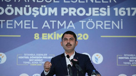 Bakan açıkladı İstanbul'a 60 bin konut