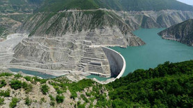 Yusufeli Barajı yolu 2021'de tamamlanacak