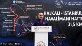 İstanbul'a iki raylı sistem hattı daha geliyor