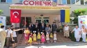 Türk iş adamlarından Ukrayna'da örnek proje