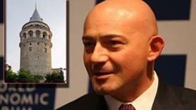 Ferit Şahenk, Galata Kulesi'ni kiralamak istiyor!