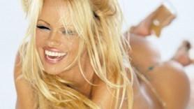 Pamela Anderson'nun evinden çok özel kareler!