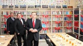 Necmi Kadıoğlu, Esenyurt'ta kütüphane açılışı yaptı!