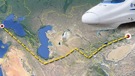 Çin'den dev 'Türkiye' projesi