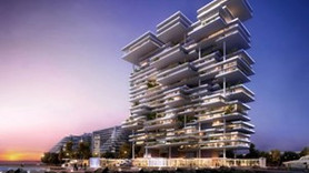 Dubai'nin en pahalı apartmanı One The Palm Jumeirah