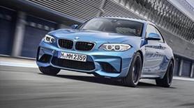 BMW'de M2 rüzgarları esiyor