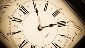 Saatler yarın '1 saniye'  geri alınacak