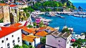 Yabancıların tercihi Antalya...