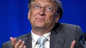 Dünyanın en zengin ismi Bill Gates