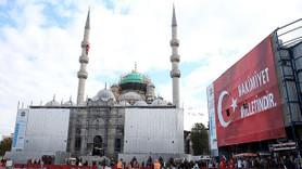 Eminönü Yeni Camii restore edilecek