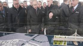 İçtaş'tan Rusya'ya dev proje! Putin açılışını yaptı