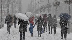 Meteoroloji uayrdı! Salı günü kar geliyor