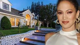 Jennifer Lopez bu sarayda yaşıyor