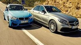 Mercedes'ten BMW'ye görülmemiş doğum günü mesajı