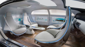 Sürücüsüz araçlar Dubai'de kendini gösterecek